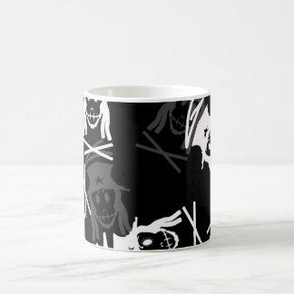 Generation X Pattern Coffee Mug