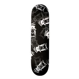 Generation X Pattern Skateboard