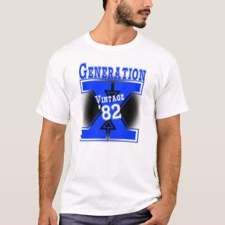 Generation X Vintage 1982 T-Shirt