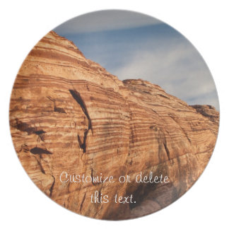 Generations in Red Rock; Customizable Dinner Plate