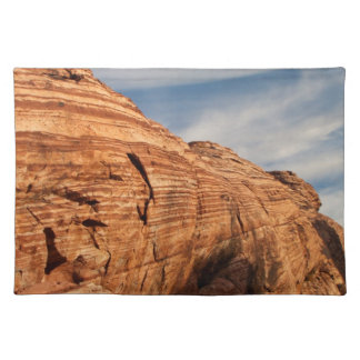 Generations in Red Rock; No Text Cloth Placemat