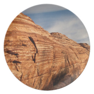 Generations in Red Rock; No Text Melamine Plate