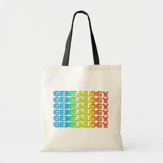 Generations of Genealogy Tote Bag