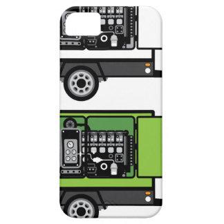 Generator trailer vector iPhone SE/5/5s case