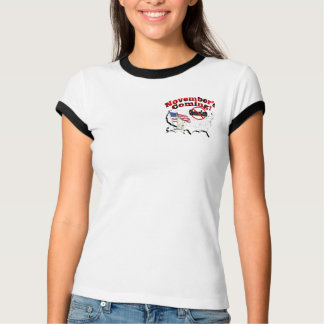 Generic Anti ObamaCare – November's Coming! T-Shirt