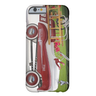 Generic Childs Metal Pedal Car Firetruck Car Barely There iPhone 6 Case