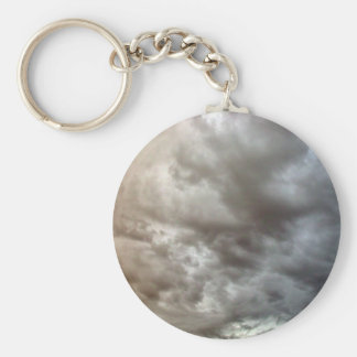 Generic cloud cover keychain
