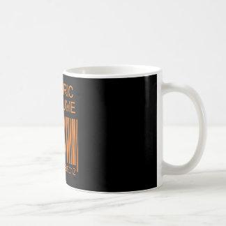 GENERIC COSTUME CLASSIC WHITE COFFEE MUG