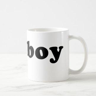 Generic Cowboy T shirts Classic White Coffee Mug