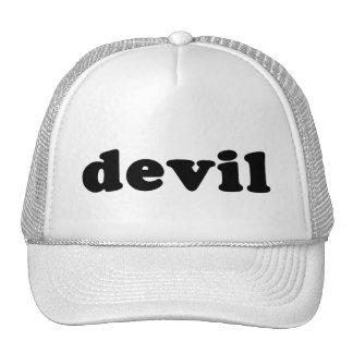 Generic DEVIL T-shirt Trucker Hat