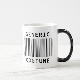 Generic Halloween Costume 11 Oz Magic Heat Color-Changing Coffee Mug