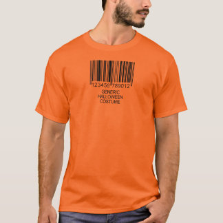 Generic Halloween Costume T-Shirt