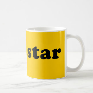 Generic ROCK STAR T shirt Classic White Coffee Mug