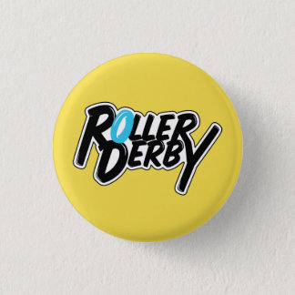 Generic Roller Derby button