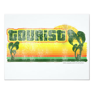 Generic Tourist! Card