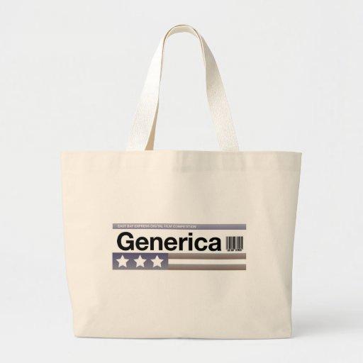 Generica Jumbo Tote Bag
