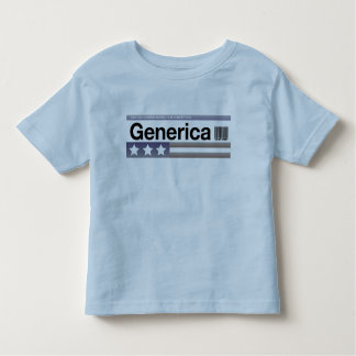 Generica Toddler T-shirt