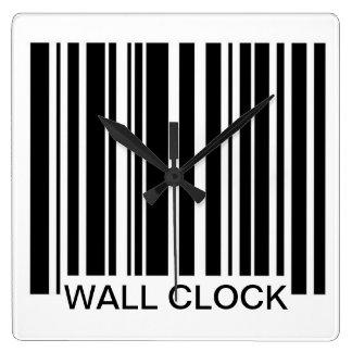Genérico Reloj Cuadrado