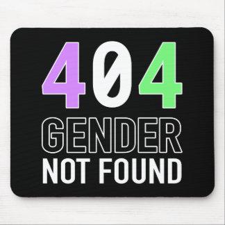 Género 404 Mousepad