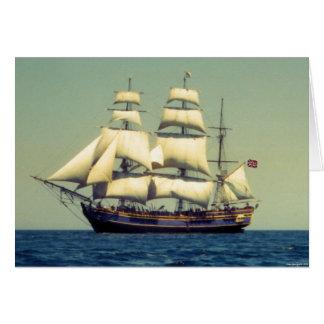 Generosidad del HMS Felicitaciones