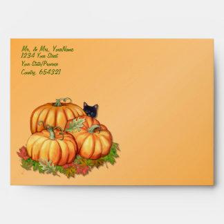 Generosidad del otoño - a7 - personalizar sobres