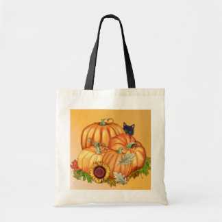 Generosidad del otoño bolsas de mano