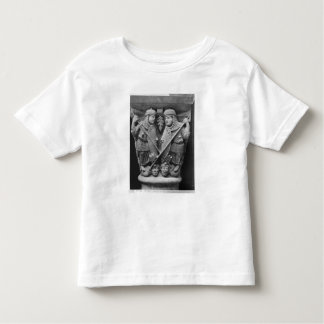 Generosity and Charity piercing two Vices Toddler T-shirt