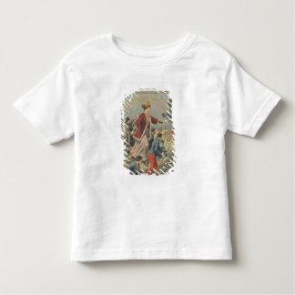 Generosity of the City of Paris and France Toddler T-shirt