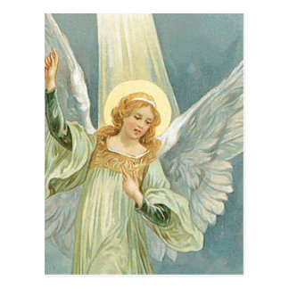 Generous - Guardian Angel of Generosity Postcard