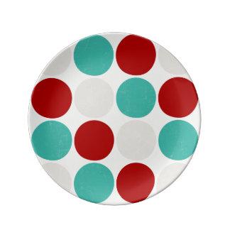 Generous Lovely Champion Brave Porcelain Plate