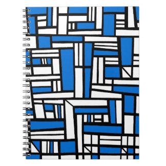 Generous Spiritual Vigorous Courageous Notebook