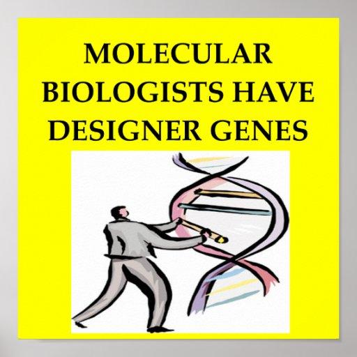 GENES POSTERS
