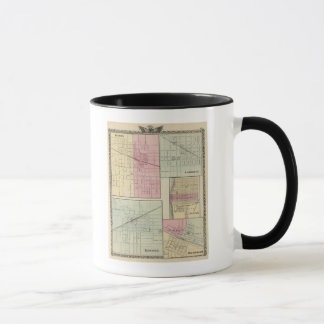 Geneseo, Kewanee, Cambridge, Fulton and Morrison Mug