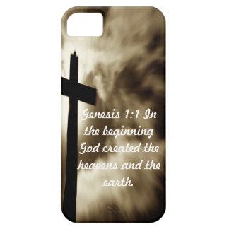 Genesis 1:1 iPhone 5/4 S Cases iPhone 5 Cases