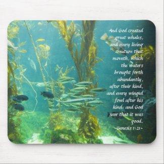 Genesis 1:21 Pacific Kelp