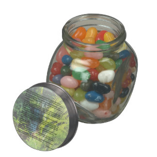 Genesis 1 24-31  Let the earth bring forth Jelly Belly Candy Jars