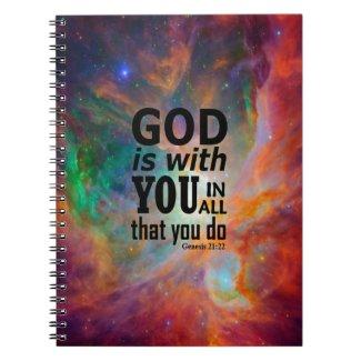 Genesis 21:22 note books