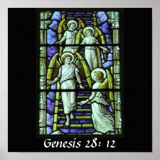 Genesis 28: 12...Poster Poster