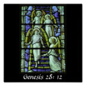 Genesis 28: 12...Poster print