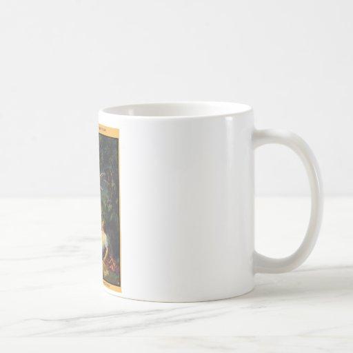 Génesis 28 12 taza de café