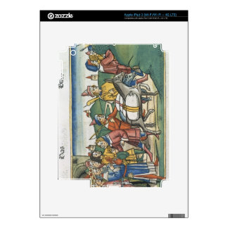 Genesis 42 25-28 Joseph sends his brothers home wi Skin For iPad 3