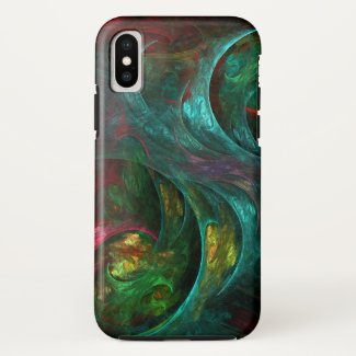 Genesis Abstract Art Case-Mate iPhone Case