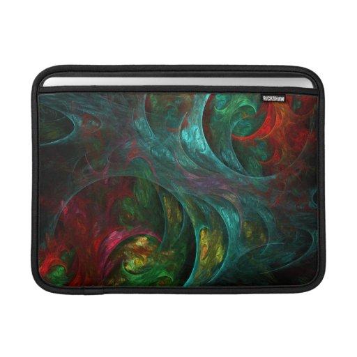 Genesis Abstract Art Macbook Air Sleeve For MacBook Air