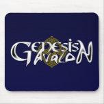 Genesis Avalon logo mousepad