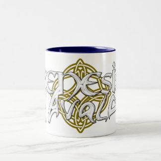 Genesis Avalon logo mug