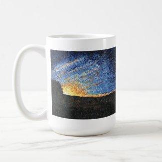 Genesis Beit KJV Mug -Large mug