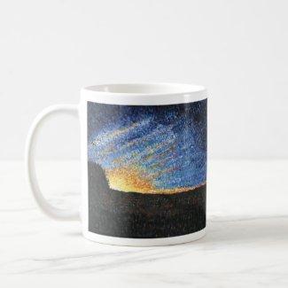 Genesis Beit KJV Mug -Regular size mug