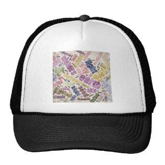 Genesis Chapter 1 Word Cloud Trucker Hat
