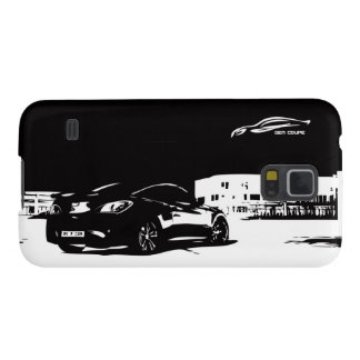 Genesis Coupe rear stance Galaxy S5 Cover