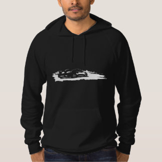 Genesis Coupe Rear Stance Hoodie